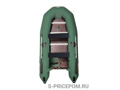 Надувная лодка ПВХ НПО Наши лодки Скайра 320 Оптима Plus