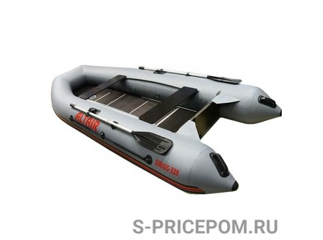 Надувная лодка Альтаир SIRIUS-335L