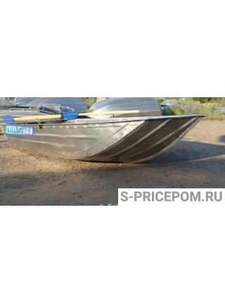 Алюминиевая лодка Вятка-Профи 29