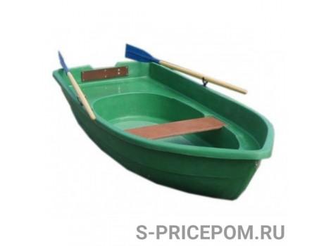 Стеклопластиковая лодка Тортилла-305 с Рундуком