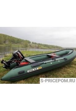 Надувная лодка ПВХ Solar-450 К Максима