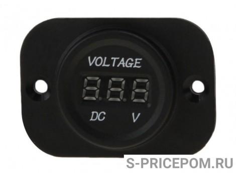 Вольтметр цифровой на панели 5-30 В