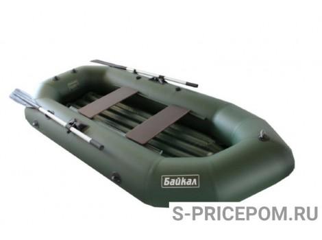 Надувная лодка ПВХ Байкал 280 НД