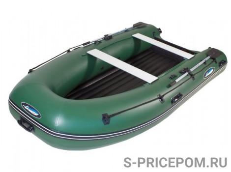Надувная лодка ПВХ Gladiator Air E380LT