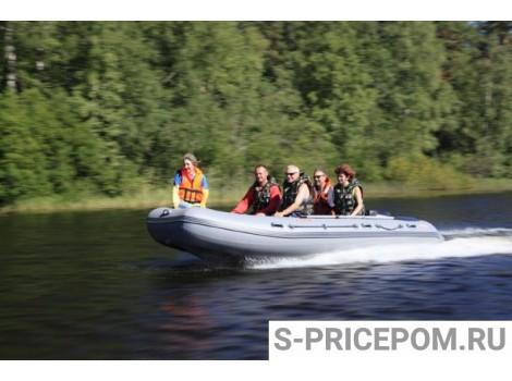Надувная лодка Посейдон Титан TN-440