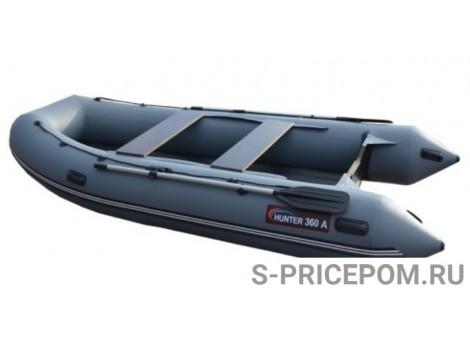 Надувная лодка ПВХ Хантер 360 А