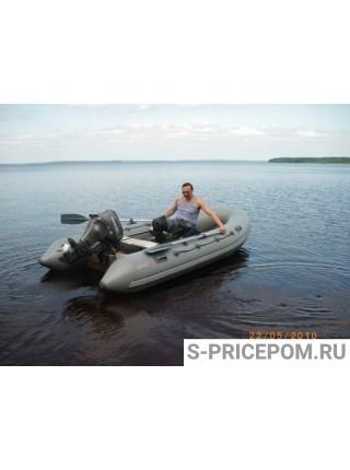 Надувная лодка ПВХ Мнев и К Кайман N-400