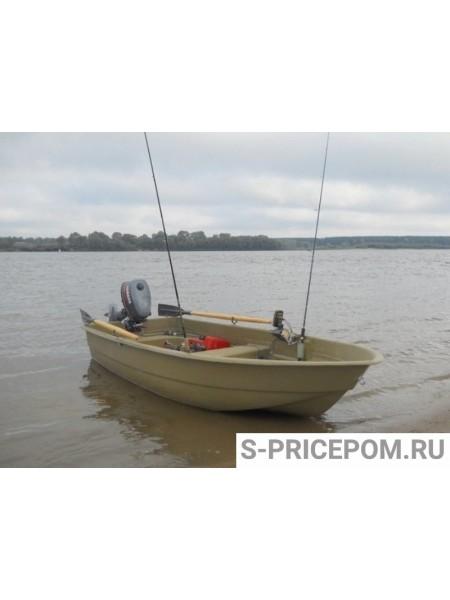 Стеклопластиковая лодка Стелс 315