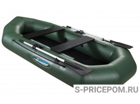 Надувная лодка ПВХ Gladiator SIMPLE A260