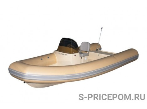 РИБ SKYLARK FISH F480 CL