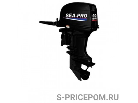 Лодочный мотор SEA-PRO T 40JS