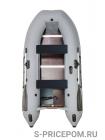 Надувная лодка ПВХ НПО Наши лодки Навигатор 290 Оптима Plus