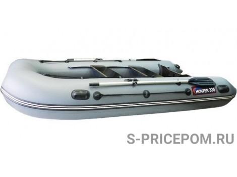 Надувная лодка Хантер 335