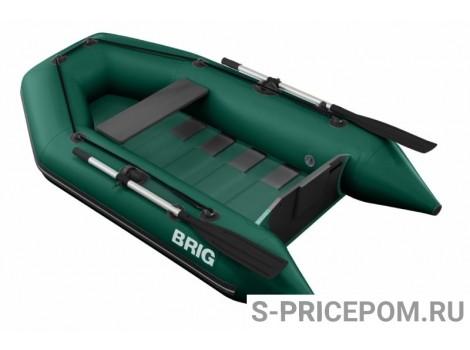 Надувная лодка ПВХ BRIG Dingo D240S