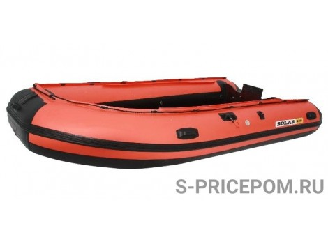 Надувная лодка ПВХ Solar-420 JET