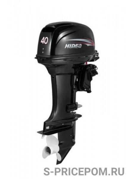 Лодочный мотор Hidea HD40FES (дист.)