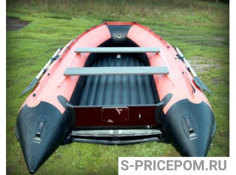 Надувная лодка ПВХ Solar-380К Максима