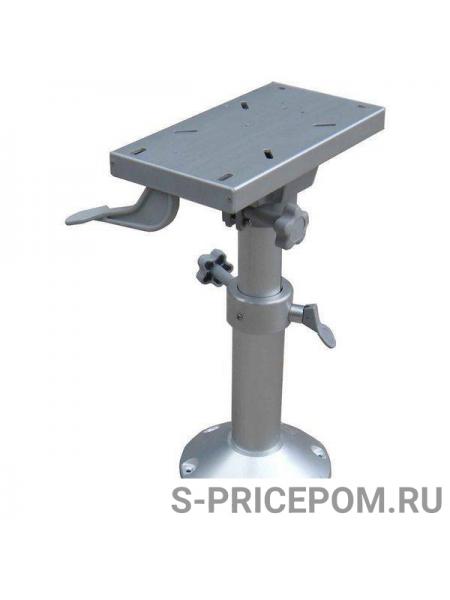 Стойка для сидений телескопическая регулируемая.  Высота 435-635 мм