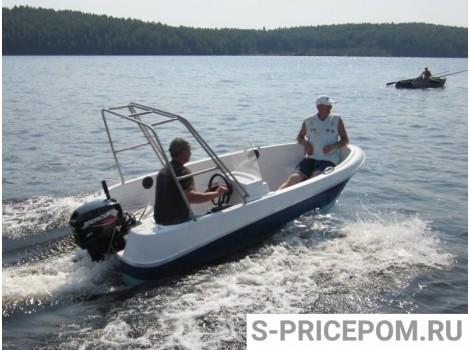 Моторная лодка Легант-350