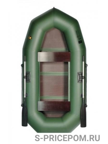 Надувная лодка ПВХ Таймень NX-270 С