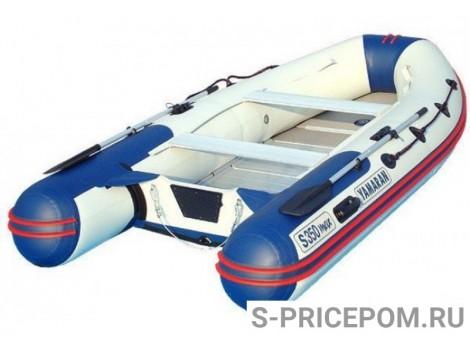 Надувная лодка ПВХ YAMARAN S350 max