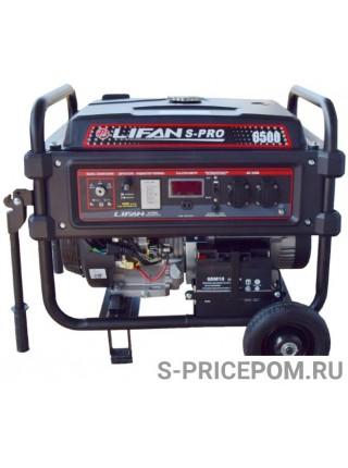 Генератор LIFAN S-PRO 6500