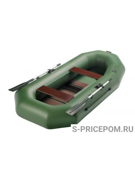 Надувная лодка ПВХ Таймень N-270 РС