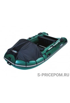 Надувная лодка ПВХ Gladiator Professional D400DP