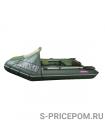 Надувная лодка ПВХ Хантер 290 ЛК Комфорт
