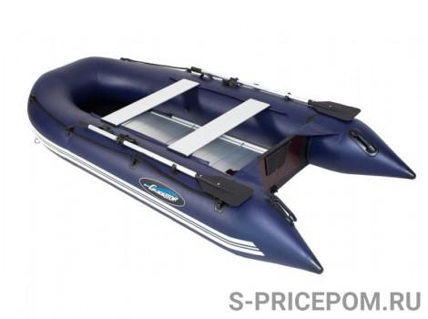 Надувная лодка ПВХ Gladiator Light B300AL