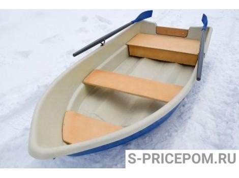 Стеклопластиковая лодка картоп Легант-280