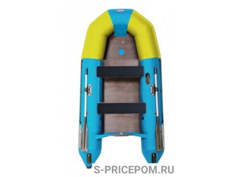 Надувная лодка ПВХ НПО Наши лодки Скайра 295 Эконом Plus