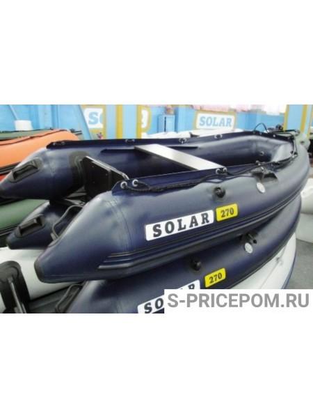 Надувная лодка Solar-270 Максима