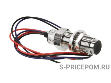 Датчик тахометра 3 провода, 60х40 мм, 0-200000 Гц, прямоугольный импульс, резьба М18х1.5