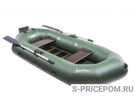 Надувная лодка ПВХ Байкал 240 РС ТР