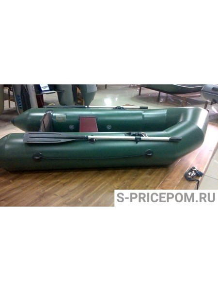 Надувная лодка ПВХ Байкал 250 МЛ СС