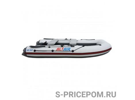 Надувная лодка ПВХ Альтаир HD 340 НДНД