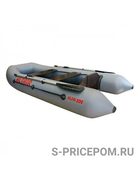 Надувная лодка Альтаир ALFA-300К