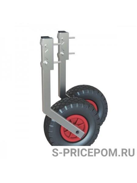 Транцевые колеса для лодки ПВХ ТК-150Н