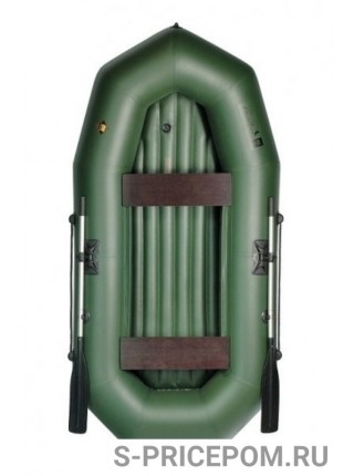 Надувная лодка ПВХ Таймень NX-270 НД