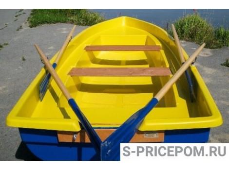 Стеклопластиковая лодка Тортилла-5