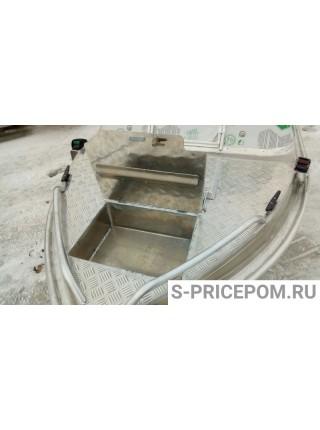 Алюминиевый катер Вятка Профи 47