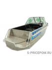 Алюминиевая лодка Вятка-Профи 43