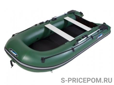 Надувная лодка ПВХ Gladiator Light B330AD