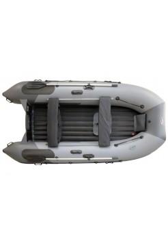 Надувная лодка ПВХ НПО Наши лодки Навигатор 350 НДНД Pro