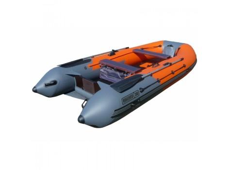 Надувная лодка ПВХ НПО Наши лодки Навигатор 380 НДНД Pro