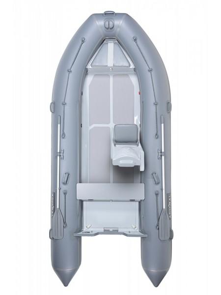 Надувная лодка Адмирал RIB 410 с консолью
