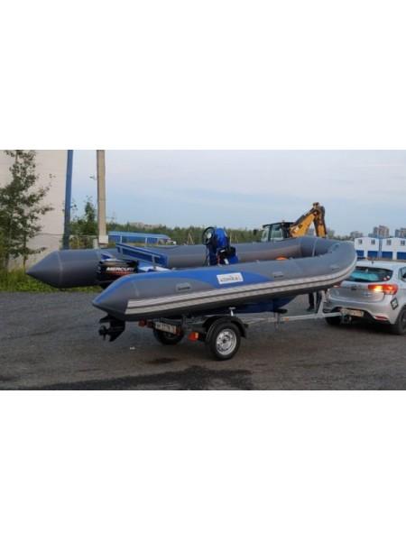 Надувная лодка Адмирал RIB 480