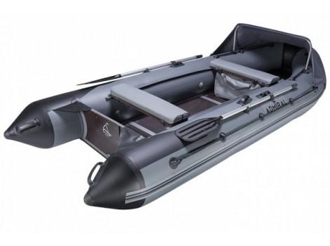 Надувная лодка ПВХ Адмирал 375 Sport Lux