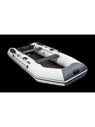 Надувная лодка ПВХ Аква 3200 Слань-книжка киль